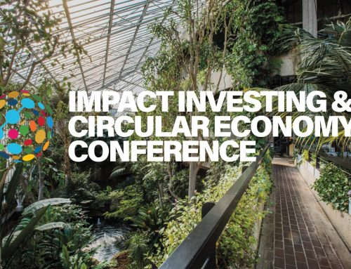Social distancing at the Impact Investing & Circular Economy Conference 2020