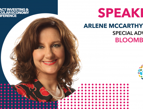 Arlene McCarthy OBE announced to speak at the Impact Investing & Circular Economy Conference