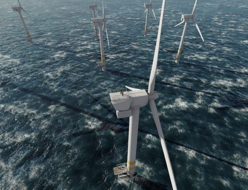 Windy bank holiday leads to strong wind farm activity