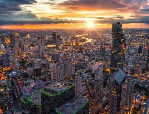 Storm Dianmu floods 70,000 homes in Bangkok